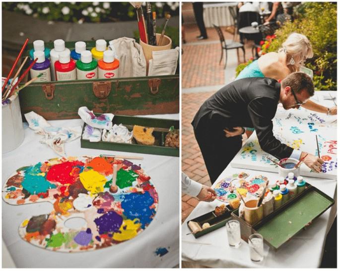 Ideas originales para una boda perfecta - Foto Sweet Little Photographs