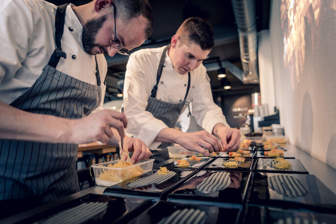 Mangosteen Catering Chefs