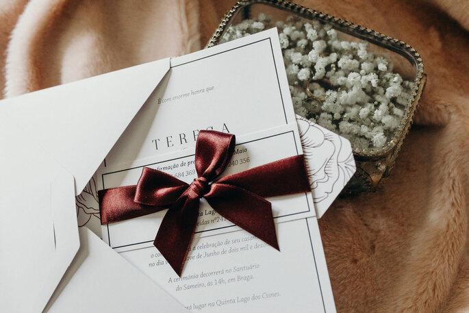 Como endereçar o convite de casamento de forma correta