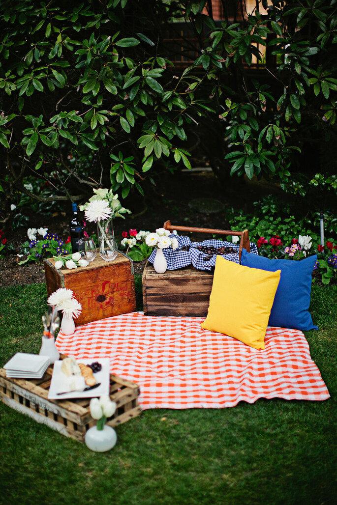 Boda picnic - Meg Perotti