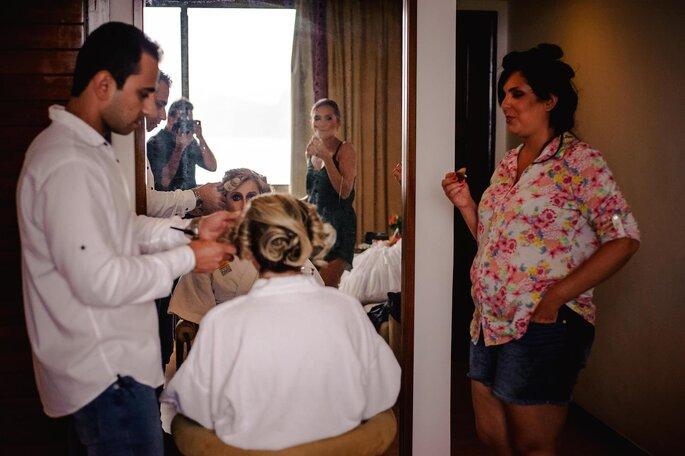 penteado da noiva