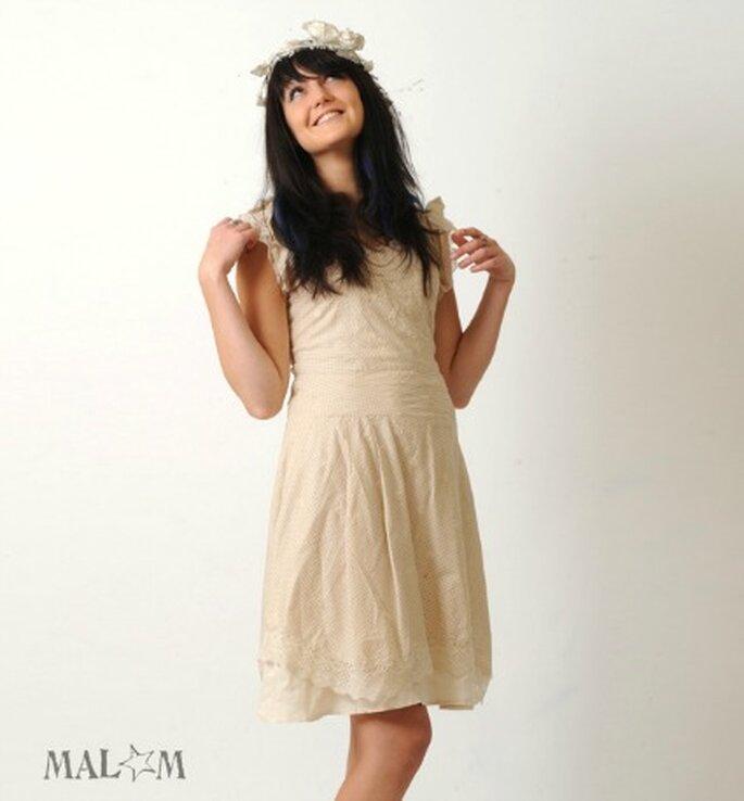 Robe de mariée Gabrielle - Malam