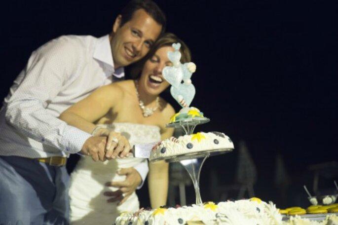 Il matrimonio di Stephanie e Bart - Foto di Alan Venzi Fotografia