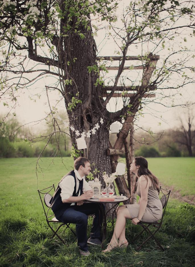 Siéntete perfecta y ligera el día de tu boda tomando té de jengibre - Foto Nadia Meli