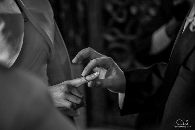 Captura los detalles más importantes de tu boda - Foto Arturo Ayala