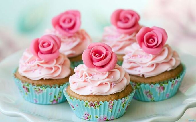 Decorazón Cupcakes