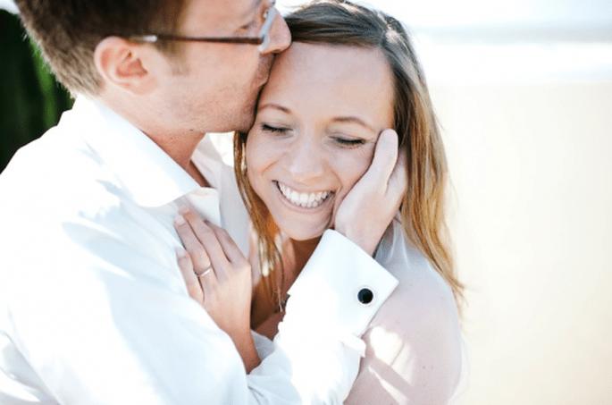 Luce sensacional el día de tu boda con estos tips para eliminar las ojeras - Foto Nadia Meli