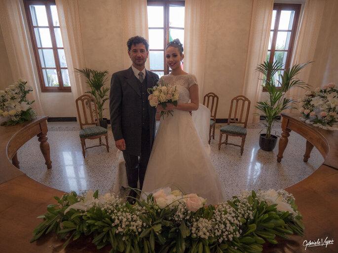 Ilaria Bosco - cerimonia in comune