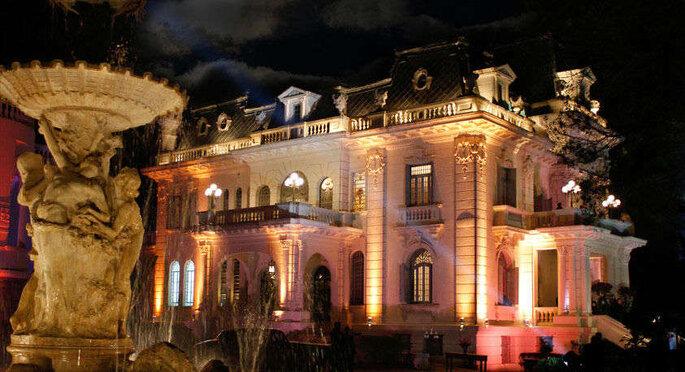 Palácio para casamento