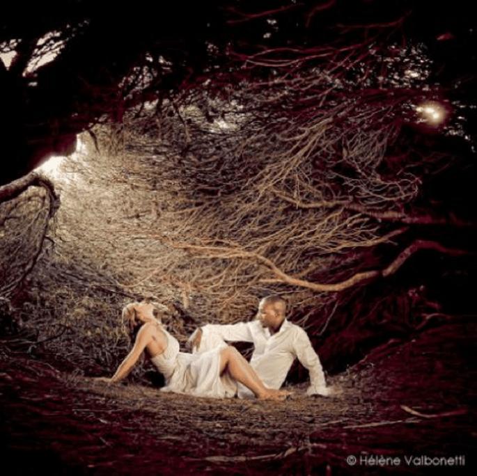 Mejor fotografía de bodas 2012 Francia - Hèlen Valbonetti (segundo lugar)