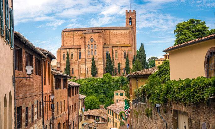 Siena. Créditos: Pedro Lastra via Unsplash