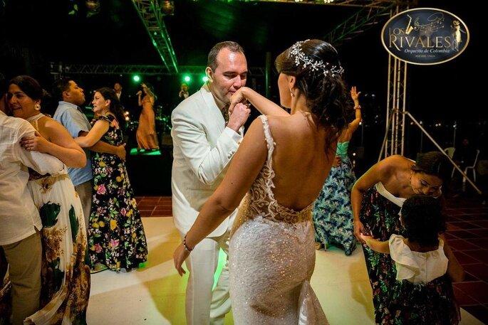 Los Rivales Orquesta para boda Bogotá