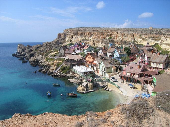 Malta puede ser un destino ideal para tu luna de miel