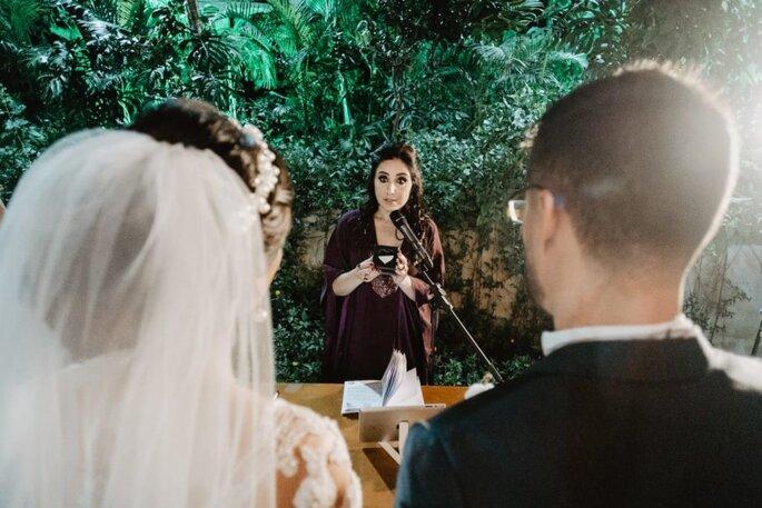 Luciana Rocha Celebrante