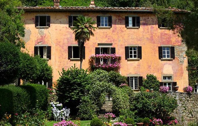 Foto: Sob o Sol da Toscana