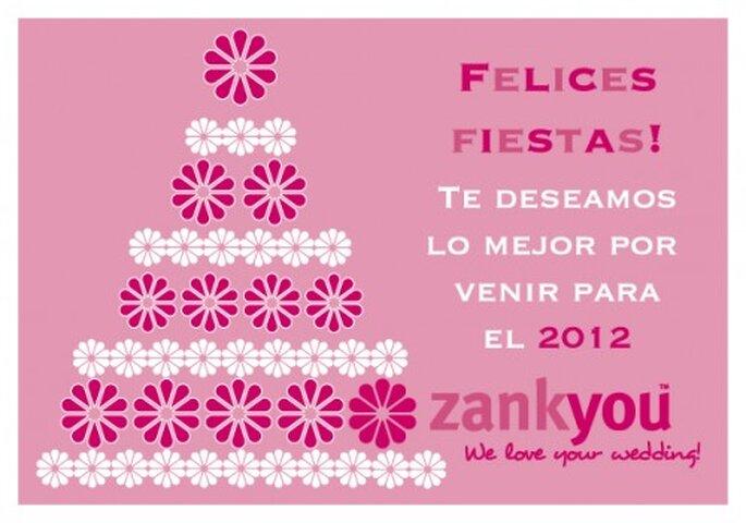 Zankyou México te desea felices fiestas