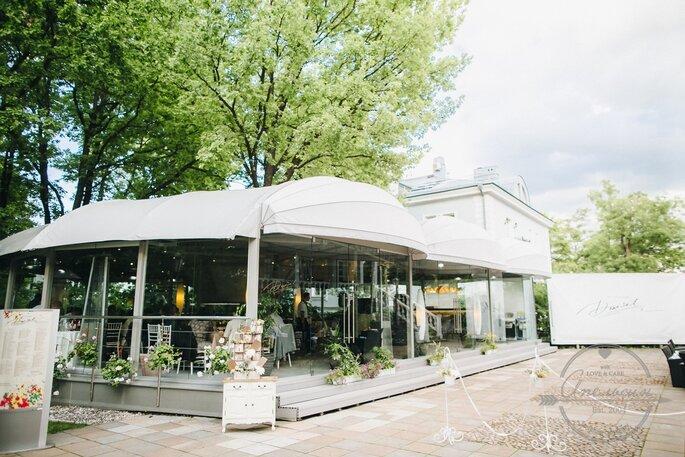 Место проведения: Ресторан Даниэль