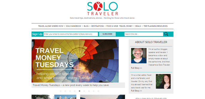 Solo Travel Society