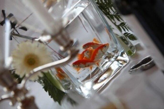 Décoration de table de mariage : jouez l'originalité