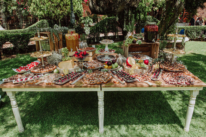 Elemental wedding planner Querétaro