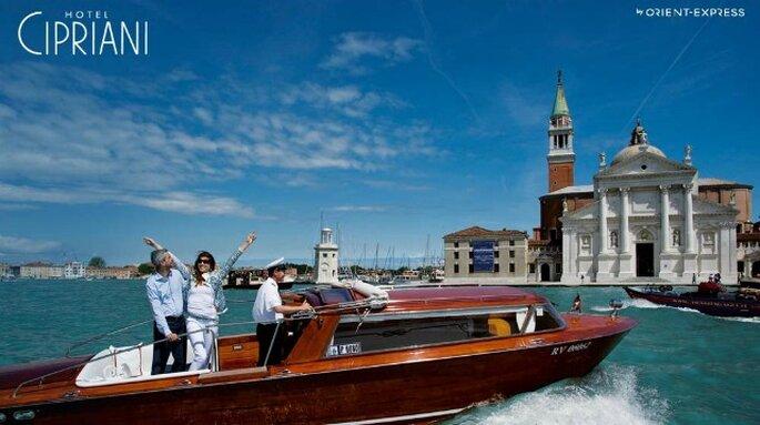 L'esclusivo Hotel Cipriani a Venezia. Foto: www.hotelcipriani.com