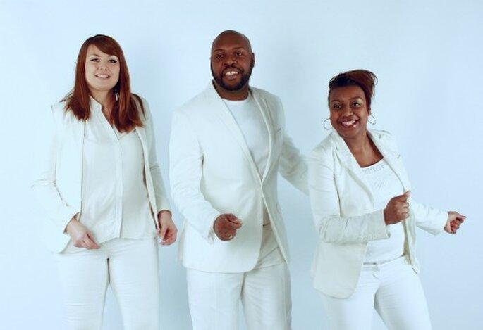 Chorale de gospel : le top pour une cérémonie personnalisée. - Photo : Gospellicious