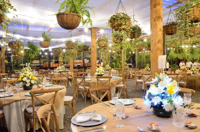 La Granja Naranja Hacienda para bodas Bogotá