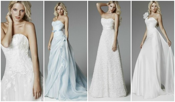 competitive price 5760c 46946 Blumarine Sposa Collezione 2013, colore ed eleganza per la ...