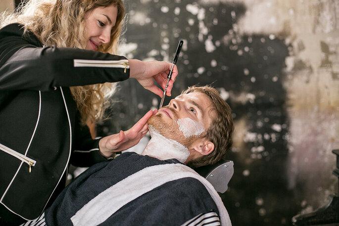 Comment porter la barbe pour votre mariage 565bf4c0634