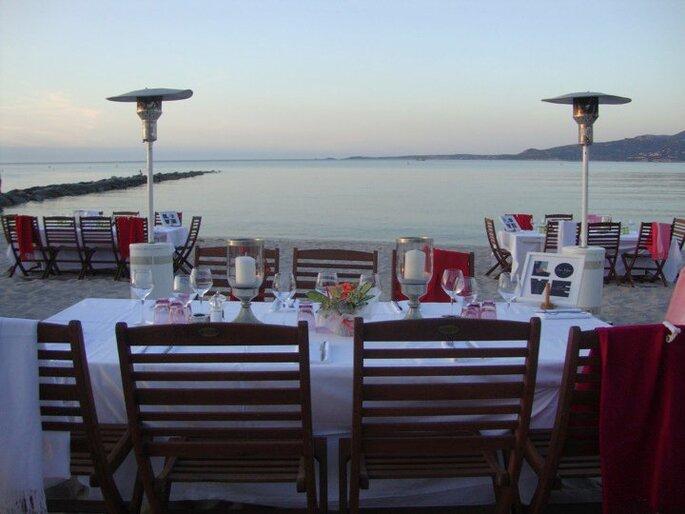 Magie d'un mariage en Corse, à Calvi...