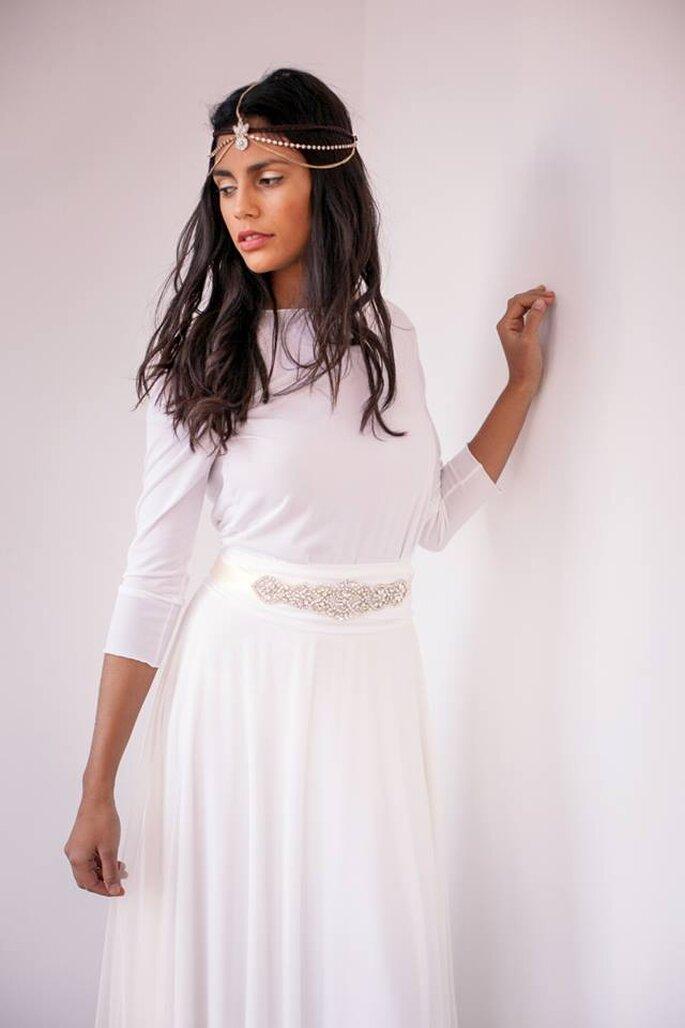 los 12 mejores ateliers de vestidos de novia de barcelona