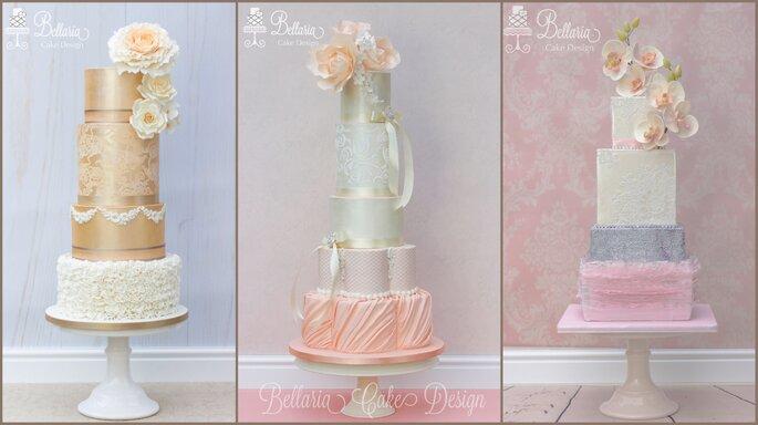 Credits: Bellaria Cake Design