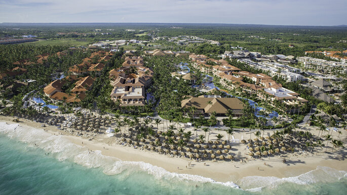 Majestic Resorts Colonial Punta Cana