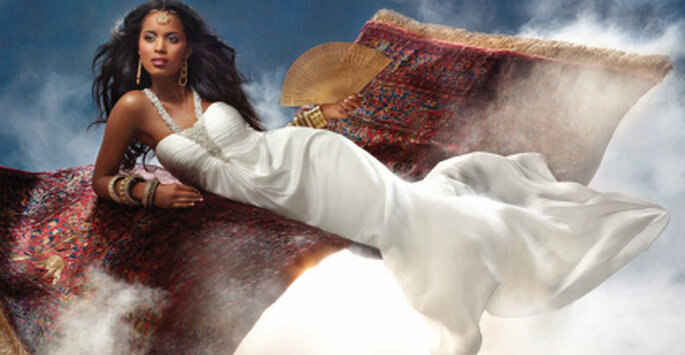 Jasmine, la princesa exótica