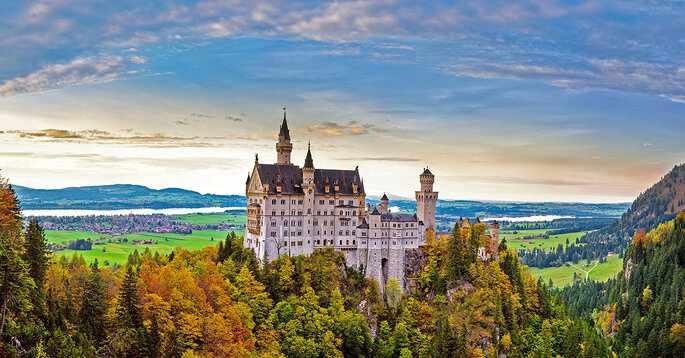Neuschwanstein Castle Weddings