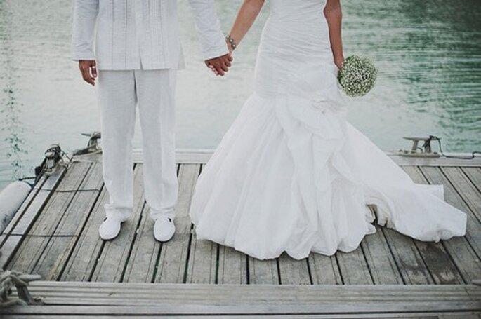 Pour des préparatifs sans stress et au top, faites appel à un wedding planner - Photo : Pedro Bellido