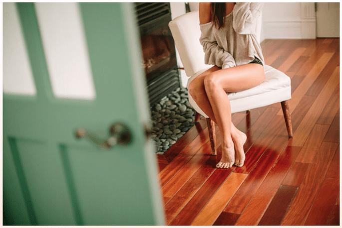 Todo sobre las sesiones de fotos boudoir - Foto Danielle Capito