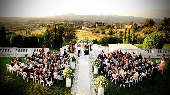Villa Matrimoni Bassano Romano : Dove celebrare un matrimonio civile a roma ecco cornici