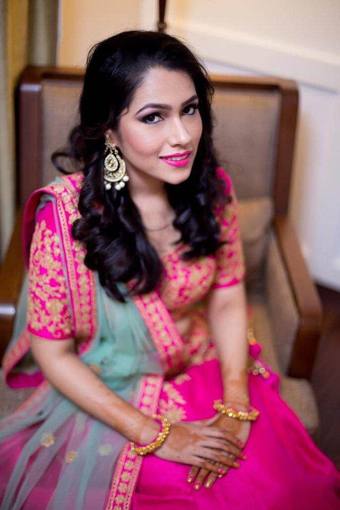 Makeup Artist: Sakshi Sood.