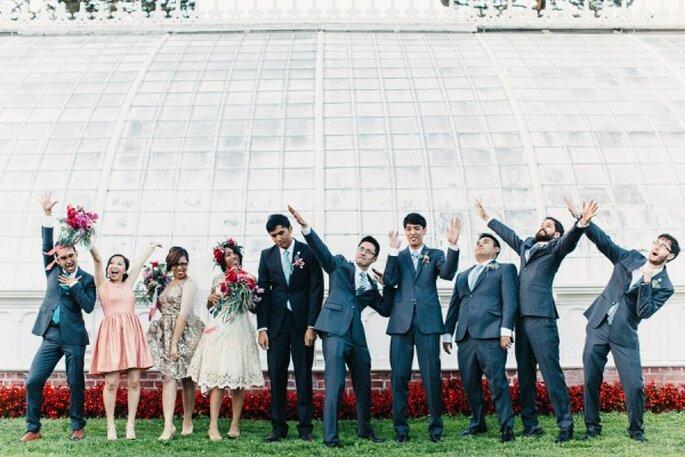 Lo que nos deparan las bodas este 2015 - Steve Cowell