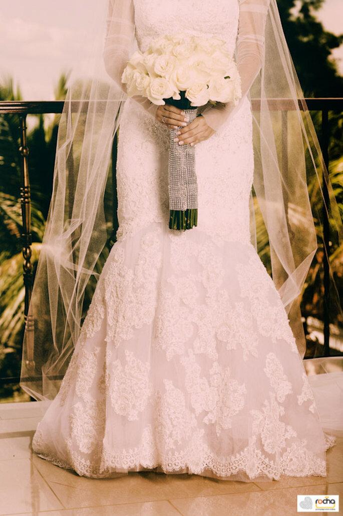 Un enlace lleno de flores y magia: la boda de Margarita y Juan Fernando