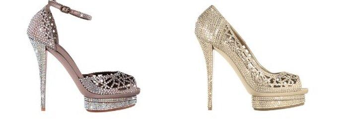 Le creazioni di Le Silla sono veri e propri gioielli da indossare ai piedi! Limited Edition 2012