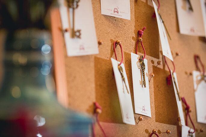 detalhe mini wedding vintage