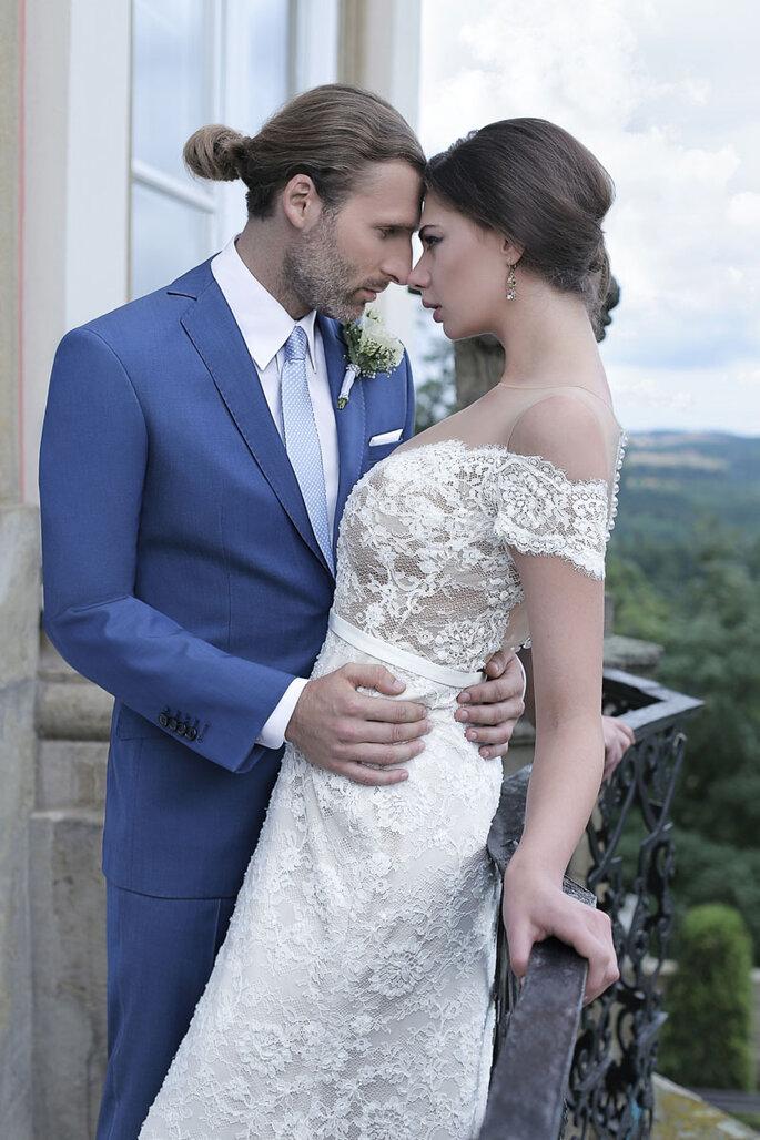 Propozycje stylizacji ślubnych, fot Giacomo Conti
