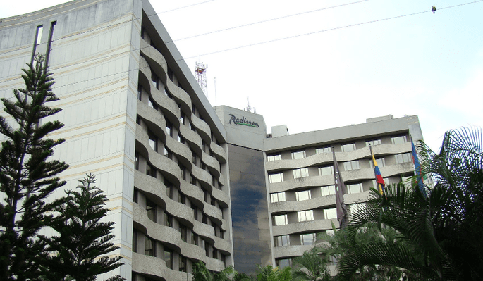 Hotel Radisson Royal Cali