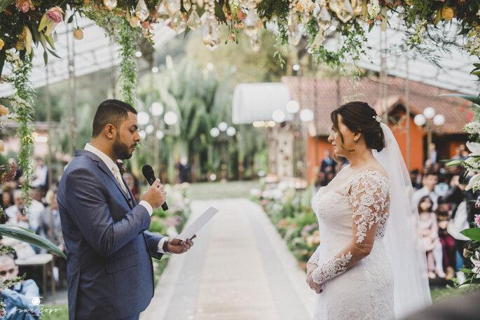 Casamento rústico chic