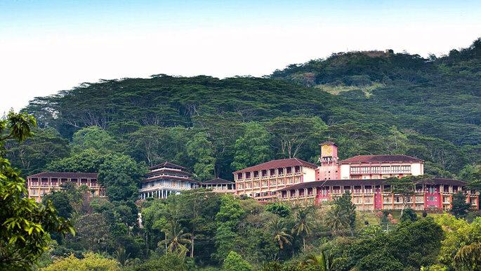 Медовый месяц на Шри-Ланке Amaya Hills