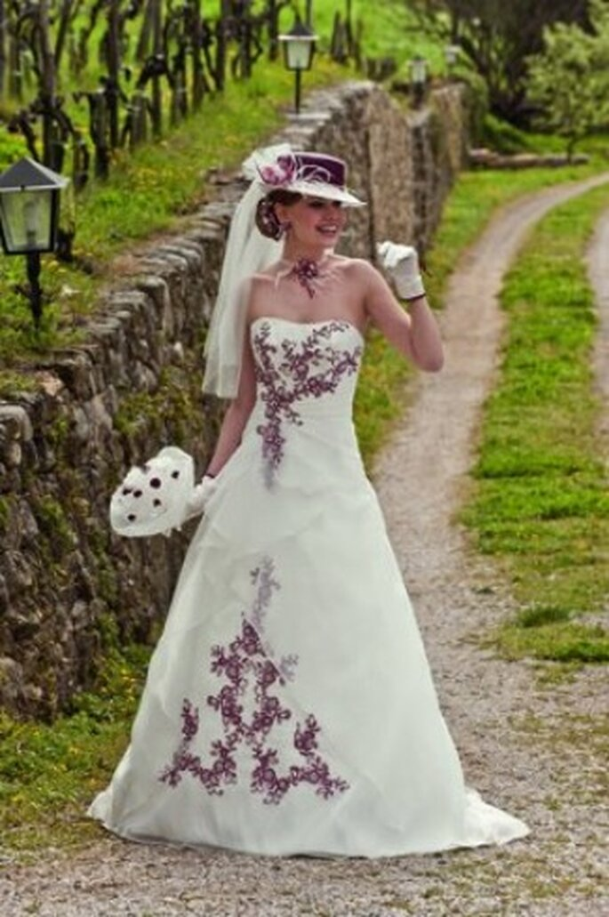 Robe Gordes - Point Mariage 2012