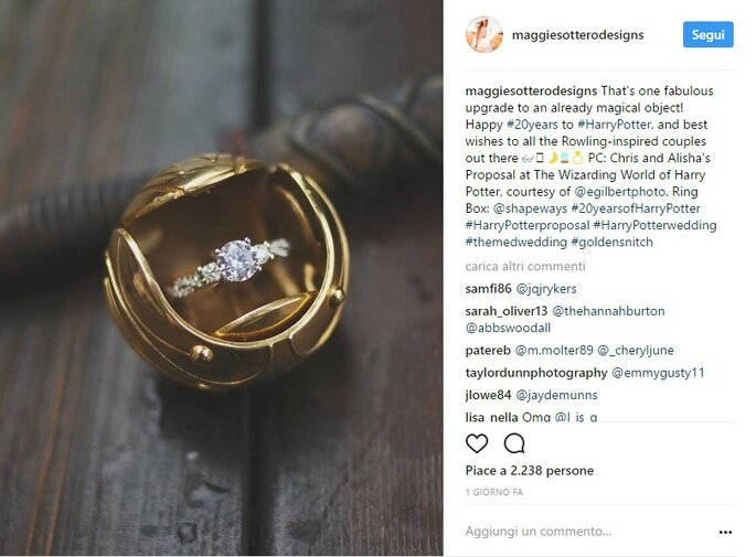 Foto via Instagram @maggiesotterodesigns