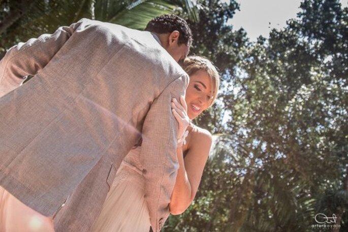 Concéntrate en tu pareja para que las fotos salgan perfectas - Foto Arturo Ayala